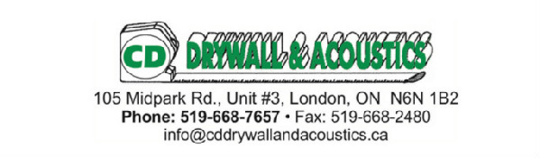 CD Drywall and Accoustics